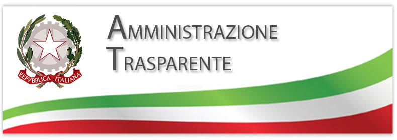 Amministrazione trasparente [Attenzione, questo link si apre in una pagina esterna]
