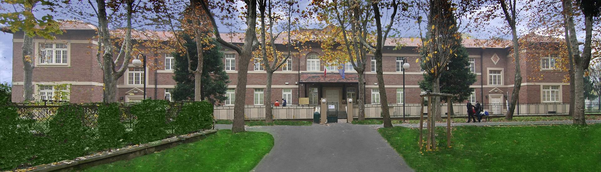 Sede della sezione liceale M. Curie