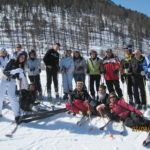 Corso di sci a Cesana Torinese - 2016