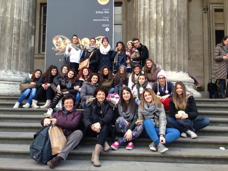 Londra - British Museum - 2016
